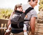 Ergobaby Performance Bundle Of Joy Baby Carrier - Charcoal 2