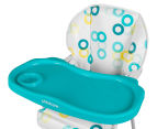 Childcare XT High Chair - Tea/Gumball 4