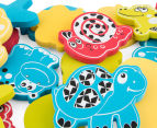 Playgro Animal Friends Bath Shapes  2