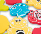 Playgro Animal Friends Bath Shapes  3