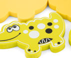Playgro Animal Friends Bath Shapes  4
