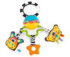 Playgro Safari Sounds Musical Tag Along Rattle 1