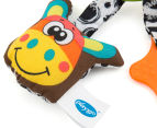 Playgro Safari Sounds Musical Tag Along Rattle 2