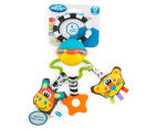 Playgro Safari Sounds Musical Tag Along Rattle 6
