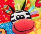 Playgro Jungle Blankie Zebra 3
