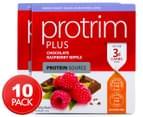 2 x Protrim Plus 30g Mini Bars Choc Raspberry Ripple 5pk 1