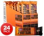 2 x Systemax High Protein Low Carb Bars Choc Fudge 50g 12pk 1