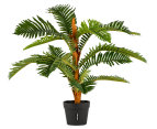 Cooper & Co. Artificial 85cm Fern Plant - Green 1