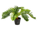Botanica Artificial 45cm Fern Plant - Green 3