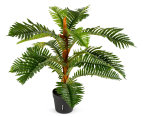 Botanica Artificial 75cm Fern Plant - Green 3