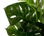 Botanica Artificial 60cm Monstera Plant - Green 4