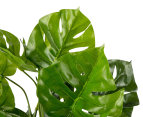 Botanica Artificial 60cm Monstera Plant - Green 5
