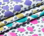 Bianca Tisha Double Bed Quilt Cover Set - Multi 3