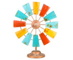 Rustic 50cm Decorative Windmill - Multi 1