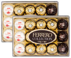 2 x Ferrero Collection 15pc Box 172g 1