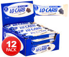 12 x Aussie Bodies ProteinFX Lo Carb Bars Cookies & Cream 60g 1