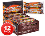 12 x Balance Ultra Ripped Bars Chocolate 60g 1