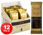 12 x The Bar Counter Dark Chocolate & Orange Protein Bars 40g 1