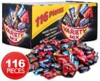 Mars Variety Mix 116pc Chocolate Box 1.7kg 1
