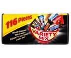 Mars Variety Mix 116pc Chocolate Box 1.7kg 3