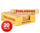 20 x Toblerone Milk Chocolate 50g 1