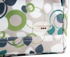 JJ Cole Collections Mode Nappy Bag - Blue Vine 4