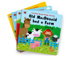 Ladybird Sing-Along Rhymes Board Book 4-Pack 1