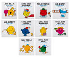 Mr. Men & Little Miss Book 10-Pack 3