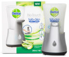 Dettol No-Touch Automatic Handwash Dispenser + Refill 250mL 1
