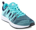 Russell Athletic Women's Magni Shoe - Aqua/Navy 2