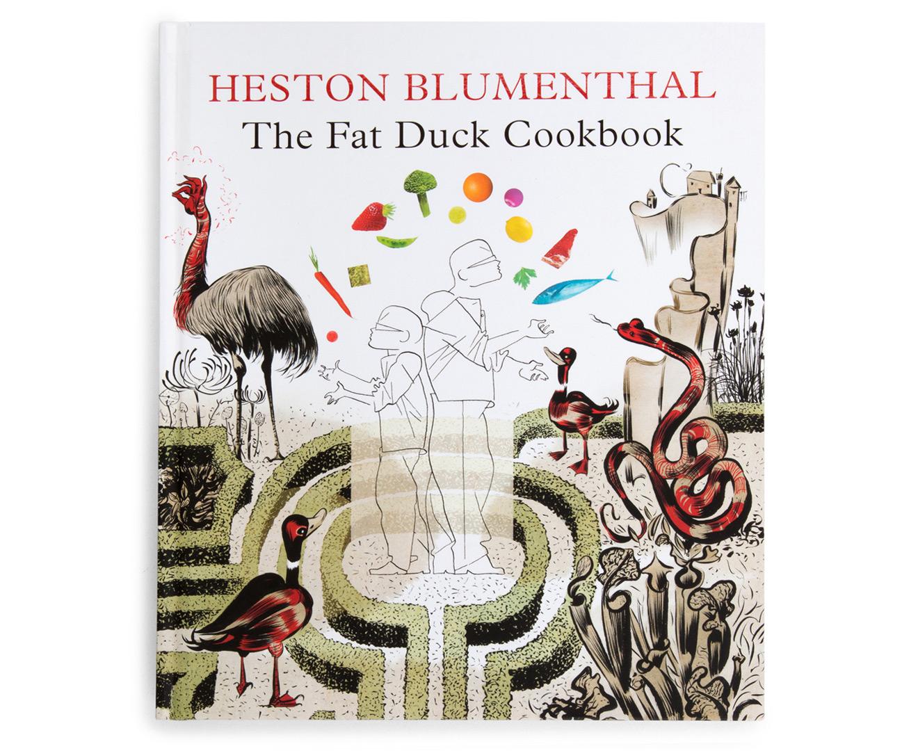 the fat duck cookbook pdf