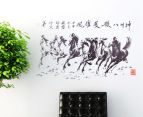 Wild Horses Wall Decals 1