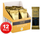 12 x The Bar Counter Chocolate, Quinoa & Cacao Nibs Protein Bars 40g 1