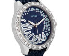 GUESS Women's 38mm Time To Give Watch - Blue 2