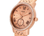 GUESS Women's 39mm Gramercy Watch - Rose Gold 3