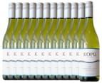 12 x Kopu Marlborough Sauvignon Blanc 2015 750mL 1