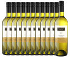 12 x Murray Bend Chardonnay 2015 750mL 1
