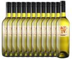 12 x Act IV Sauvignon Blanc 2015 750mL 1