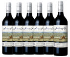 6 x Jamiesons Run Limestone Coast Cab Shiraz Merlot 2012 750mL 1