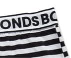 2 x Bonds Boys' Fit Trunk - Stripe 28 2