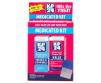 KP24 Head Lice Medicated Lotion, Foam & Comb Kit 1