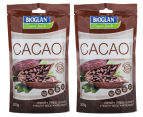2 x Bioglan SuperFoods Cacao Powder 200g 1