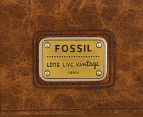 Fossil Women's Emory 29 Clutch - Saddle 4