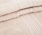 Luxury Living 40x60cm Hand Towel 4-Pack - Linen 2