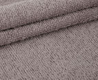 Luxury Living Velour 40x60cm Hand Towel 4-Pack - Mocha 3
