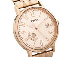 Fossil Women's 40mm Vintage Muse Multifunction Watch - Rose Gold 2