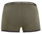 Calvin Klein One Men's Cotton Trunk - Polka Dots 2