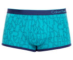 Calvin Klein One Men's Low Rise Trunk - Brushed Caps 1