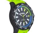 Yamaha By TW Steel Y10 45mm Watch - Green/Black 2