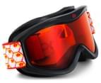 Bollé Kids' Volt Snow Goggles - Black/Citrus 2